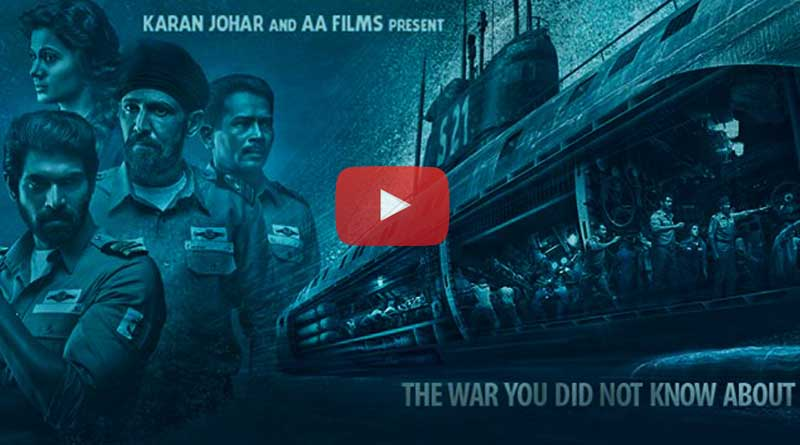 The Ghazi attack tells the untold story of Indo-Pak naval war