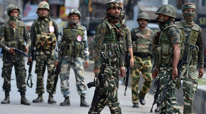 Al-Badr Terrorist killed in Jammu and Kashmir in an encounter with the Indian Army