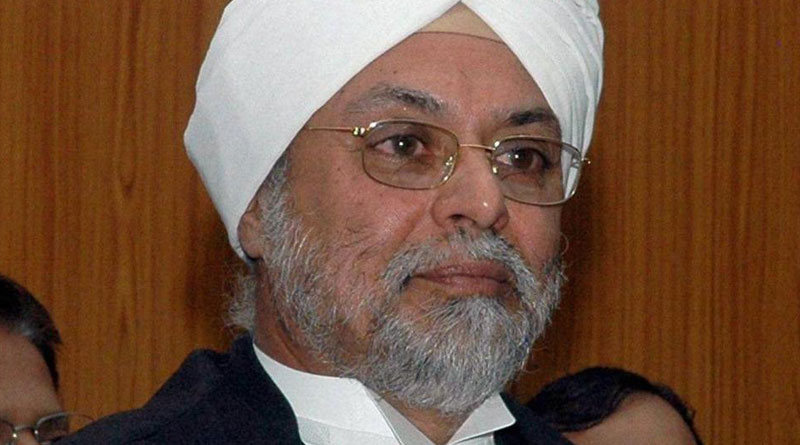 Justice Khehar sworn in as 44th chief justice of Supreme Court