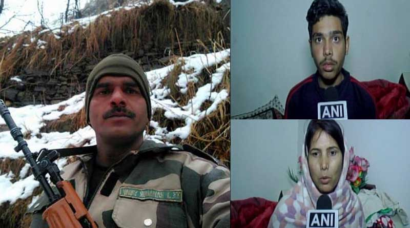 BSF Jawan's Family claims they are unable to trace him