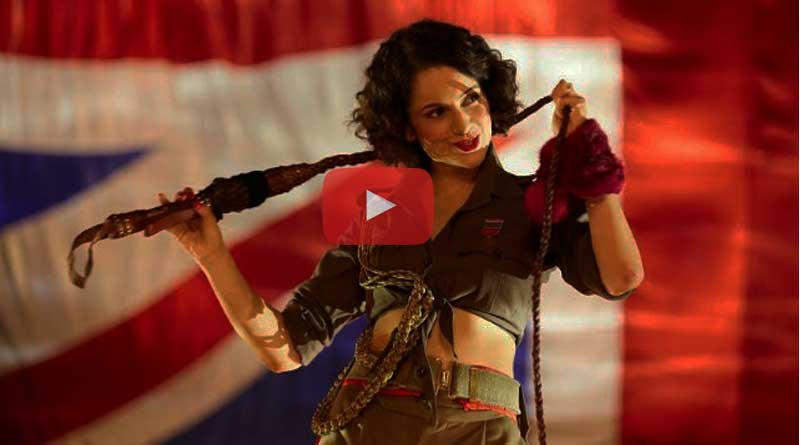 Watch this 'Bloody Hell' song of Rangoon