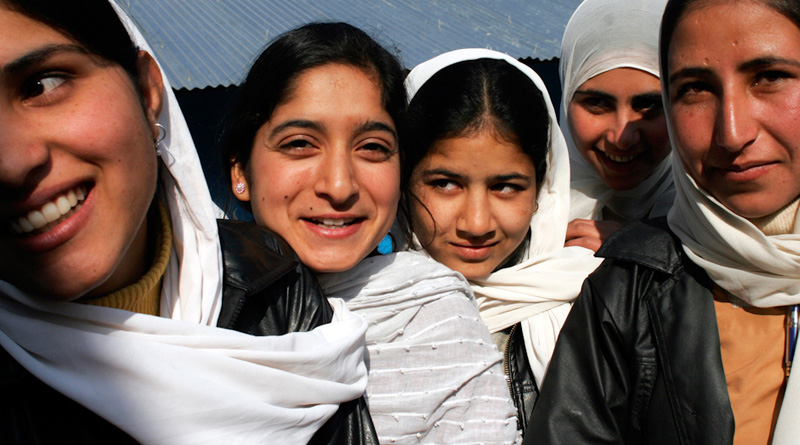 Girl From Burhan Wani's School Tops Kashmir's Class 12 Boards