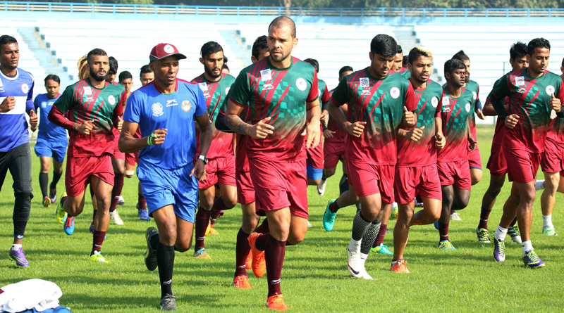 Green Tribunal grants permission for Mohunbagan-Lajong FC match at Rabindra Sarobar