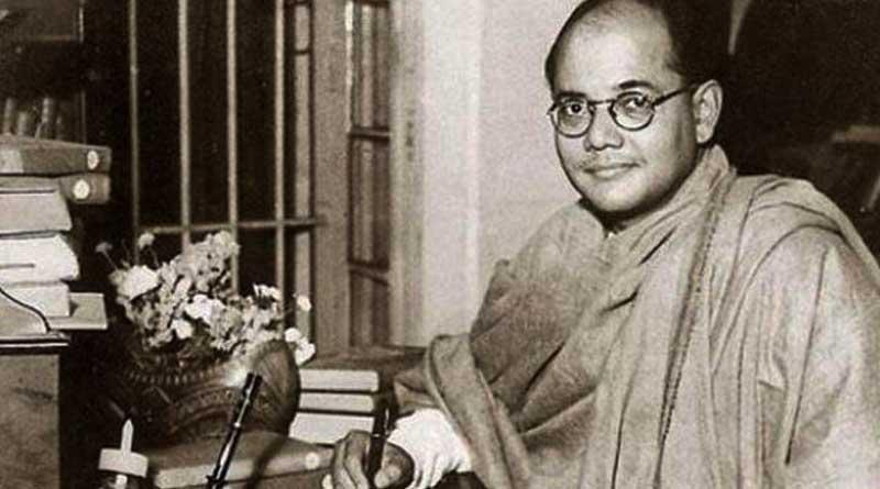 PM Modi pays homage to Netaji Subhas Chandra Bose