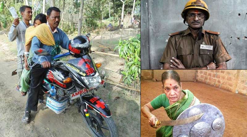 Unsung heroes in the List of Padma awardees 2017