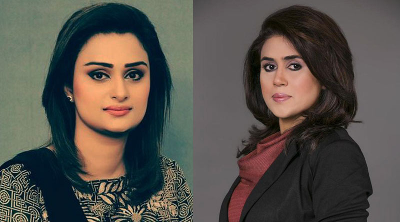 Female PTV anchors banned for raising voice against Harassment at workplace