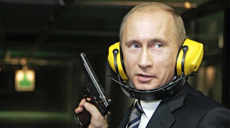 Vladimir Putin The Most Badass President In World History