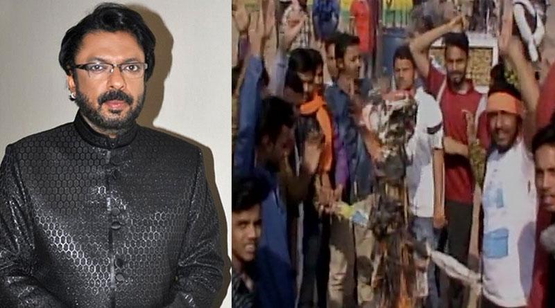 Right Wing fringe groups staging protest against Sanjay Leela Bhansali