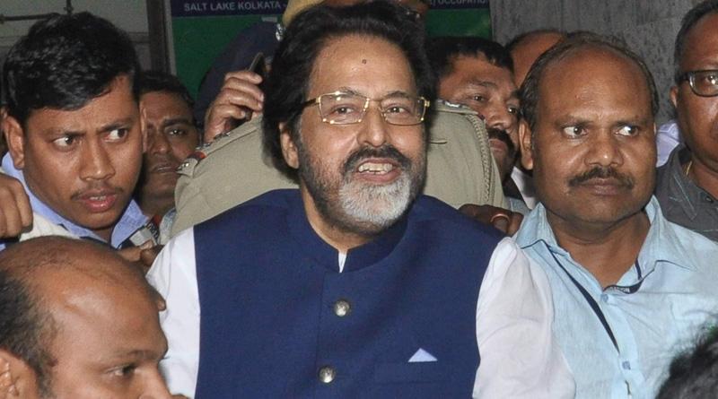 Sudip Banerjee is again in CBI Custody till 12 January