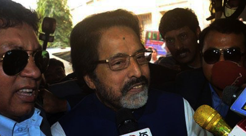 Sudip Banerjee allegedly extended undue favour to rose valley chief