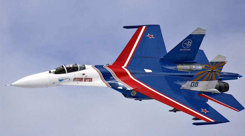 Russo-Chinese Bonhomie: Russia Supplies Sukhoi Jets To China