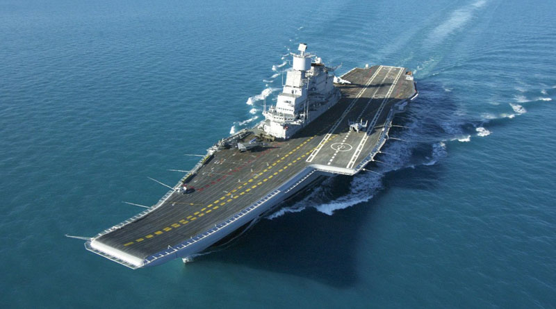 In a first, navy to install ATM on-board INS Vikramaditya
