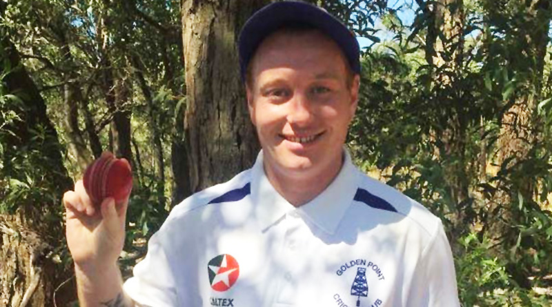 Cricket world stunned after bowler bags six wickets in an over