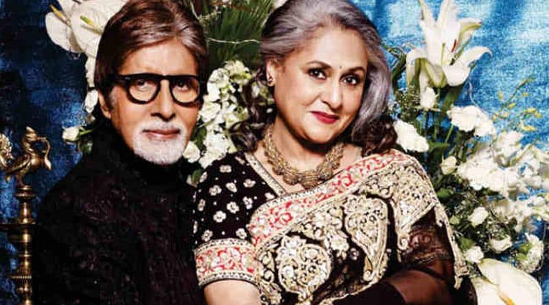 Amitabh and Jaya Bachchan living separately