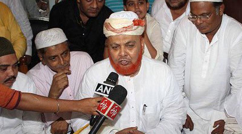 Tipu Sultan mosque's shahi imam makes sexist remark against women