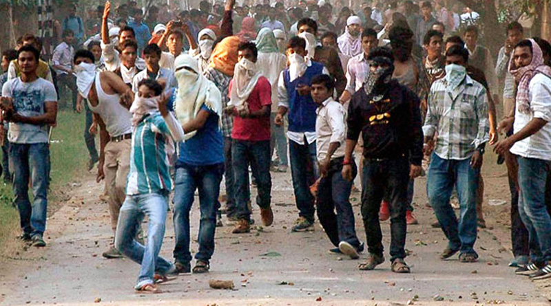 Bhangar boils over forcible land acquisition, protester shot