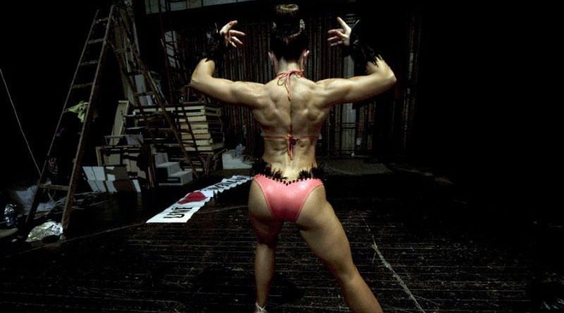 Iran female bodybuilder arrested for uploading revealing cloth