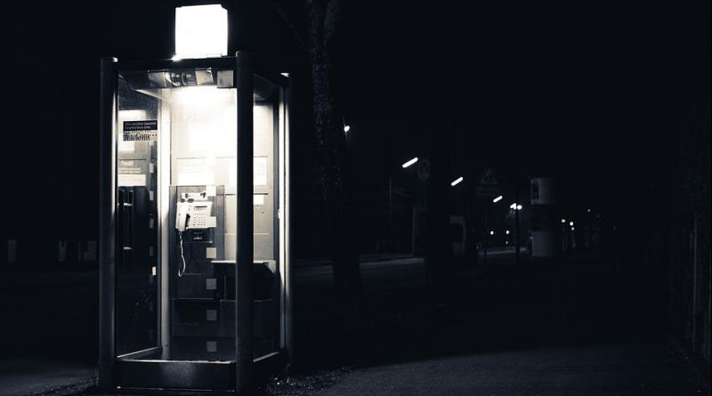 This phone booth in Japan lets you talk to dead people