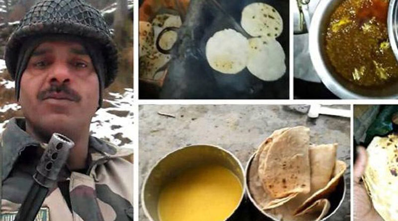 BSF Jawan's food claim is not correct, Home Ministry reports PMO