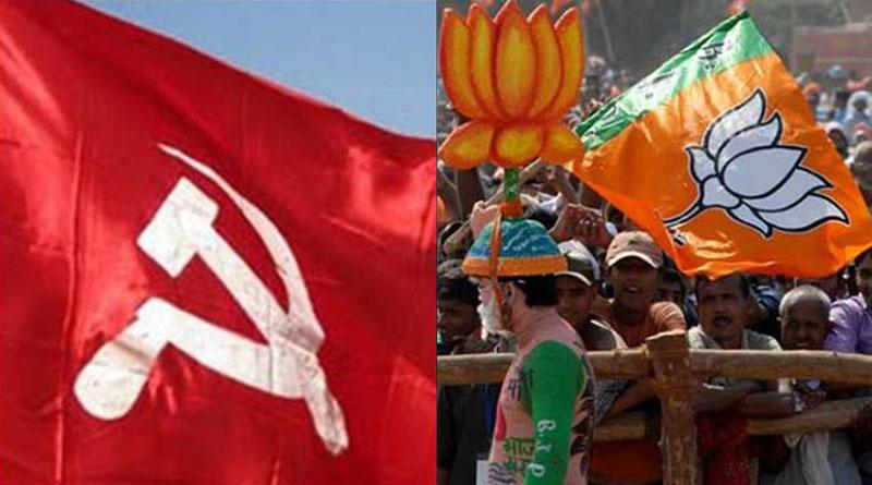 BJP-CPM clash in kerala's kannur, Bombs hurled offices vandalised