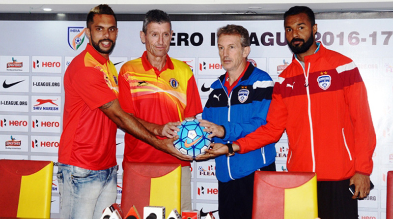Robin singh's goal helps East Bengal to beat Bengaluru FC