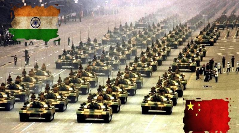 India plans strategic encirclement of China