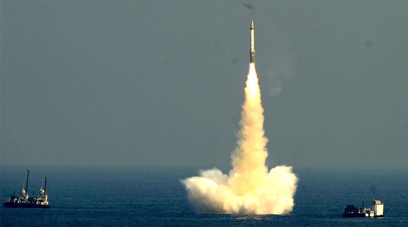 India on the verge of completing Nuclear Triad with K-4 missile