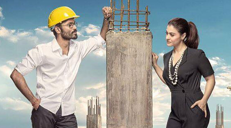 Kajol To Play A Negative Role In Dhanush's VIP 2