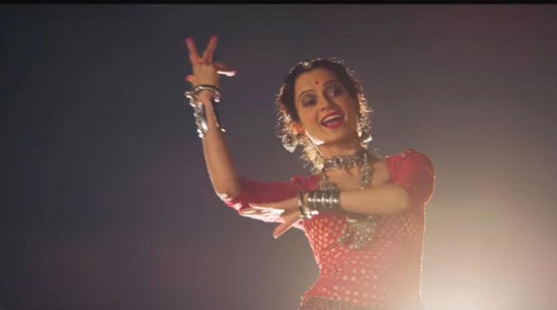 Watch Kangana Ranaut groove to latest version of Mere piya gaye