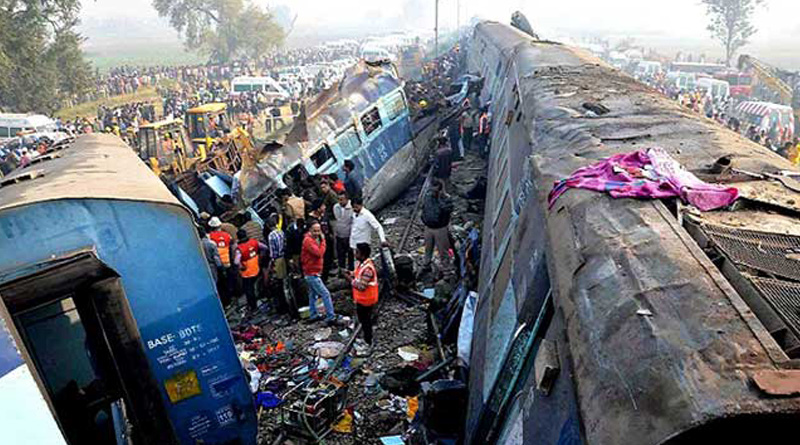 Police suspect Pakistan's link in Kanpur train accident