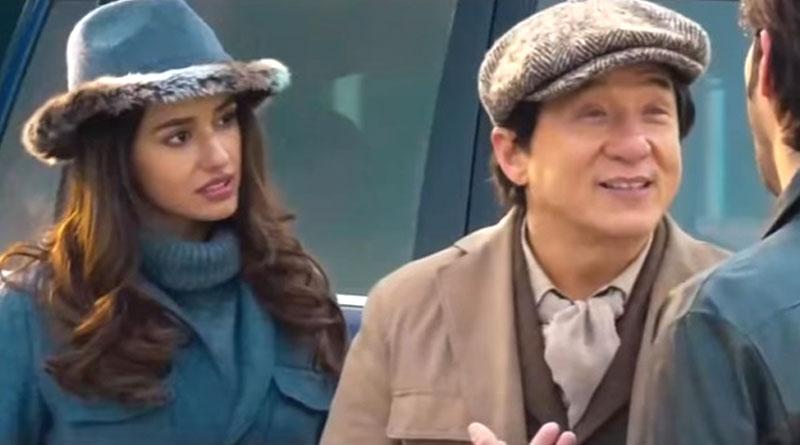 Trailer of Kung Fu Yoga starring Jackie Chan, Disha Patani and Sonu Sood released