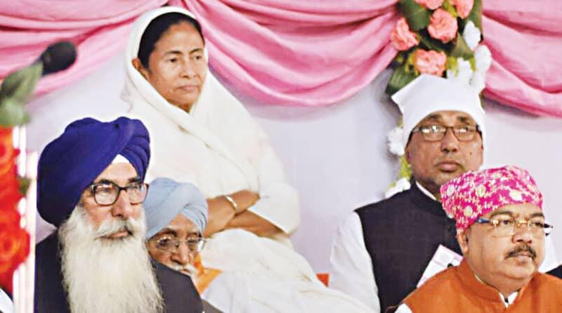 Mamata Banerjee urges people to maintain religious harmony
