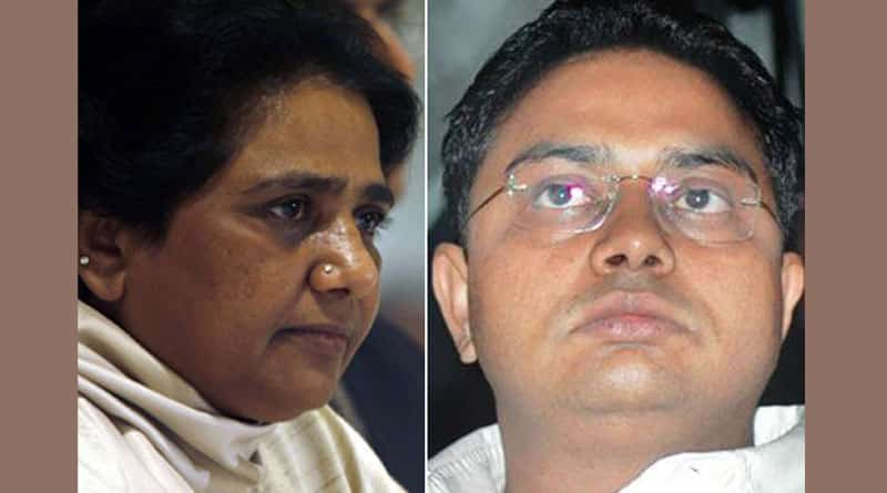 Mayawati's brother under income tax lens