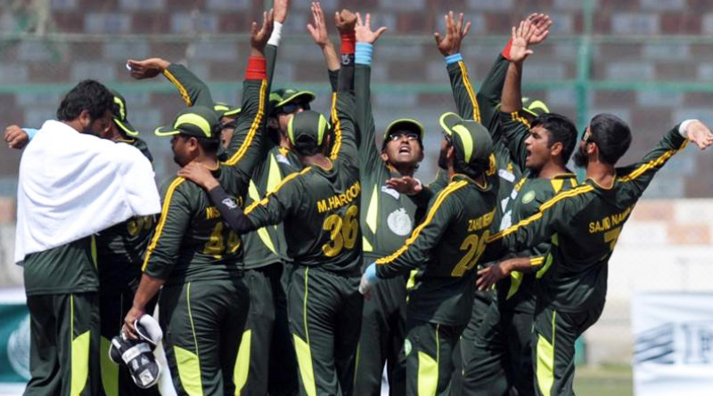 Pak Blind team get approval to play T20 World Cup in India