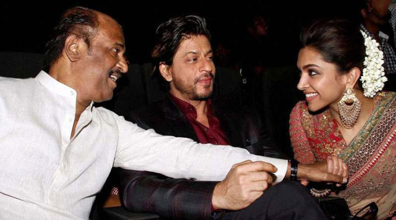 Now Govt wants details of SRK, Rajinikanth's foreign earnings