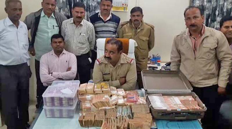 Police raid at Gujarat Sadhvi's home, found 24 Gold Bars, Over A Crore
