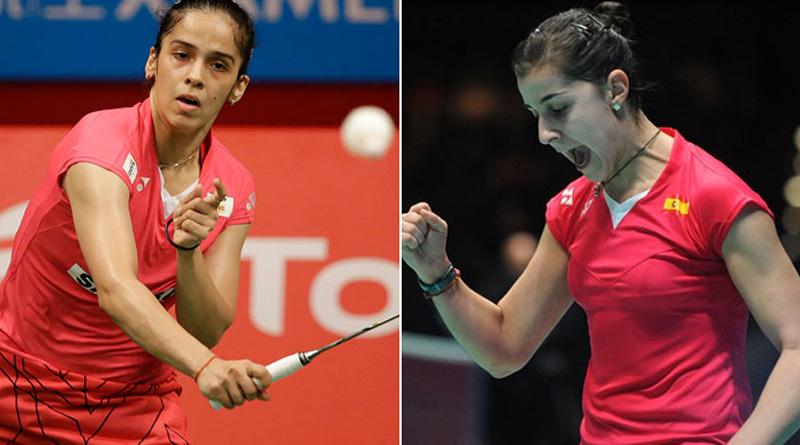 Saina Nehwal loses to Carolina Marin