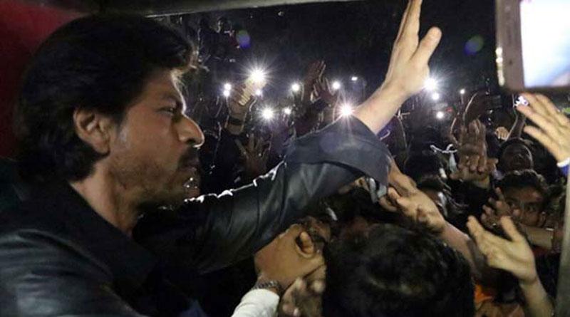 Man Dies In Rush To See Shah Rukh Khan In Gujarat's Vadodara
