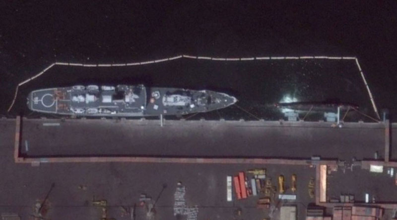 India concerned over the presence of Chinese nuclear submarine in Karachi Port