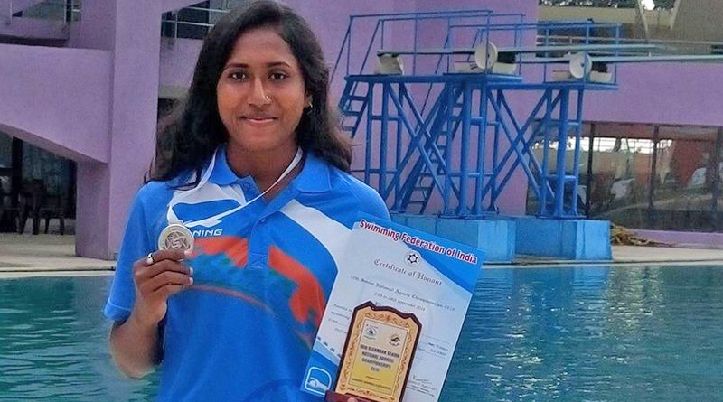 National level swimmer from West Bengal found dead under mysterious circumstances