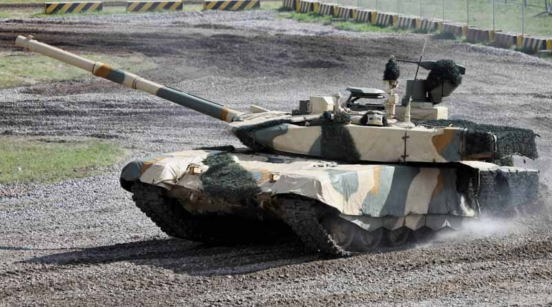 India seeks advance protection system for t-9o tanks
