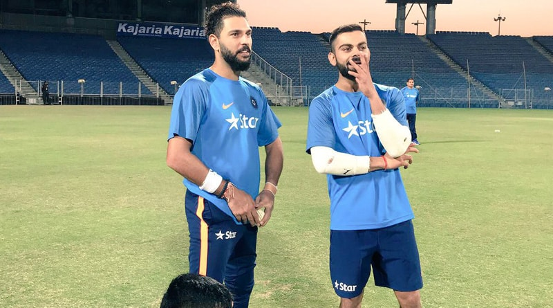 Yuvraj Singh-Raina dropped for Sri Lanka ODIs