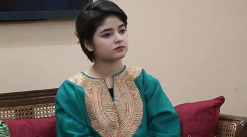 Dangal star Zaira Wasim apologises for hurting 'Kashmiri sentiment'