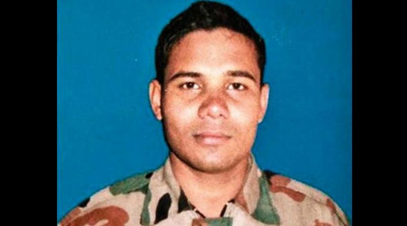 Kargil martyrs son sacrifices life fighting terrorists in Kashmir