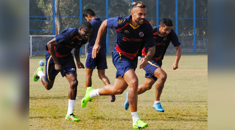 East Bengal lost to DSK Shivajians by 0-1