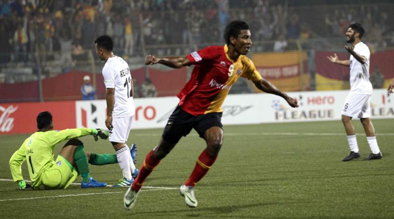 East Bengal beat Mumbai FC in I League clash