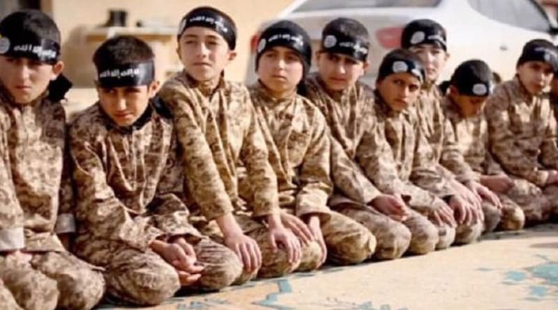 In Mosul orphanage, Islamic State groomed child soldiers