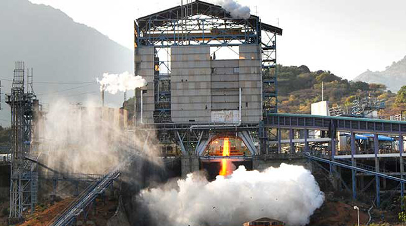 ISRO creates history, Tests country's Largest Cryogenic Engine for 400-ton rocket