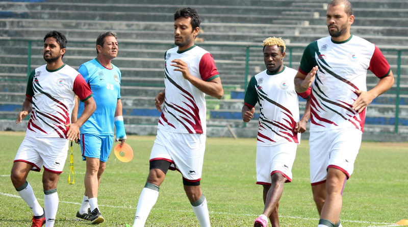 I-league: MohunBagan Hopes for a miracle to be the Champion