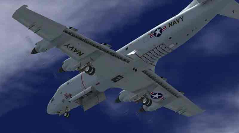 Unsafe encounter of US-China jets over South China sea